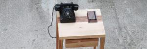 Evoluzioni: tavolino