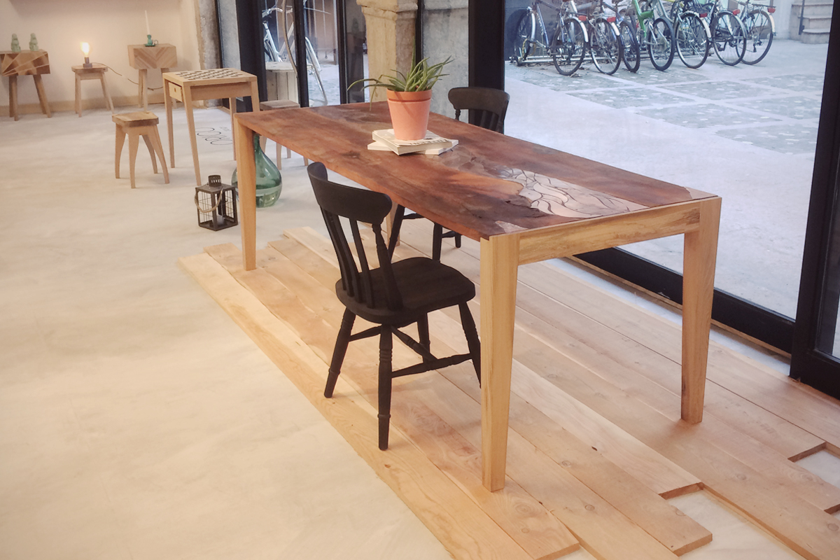 tavolo-rame-ciliegio-design