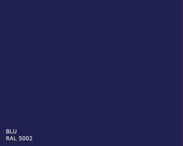 Blu RAL 5002
