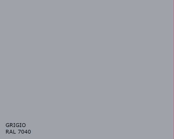 Grigio RAL 7040