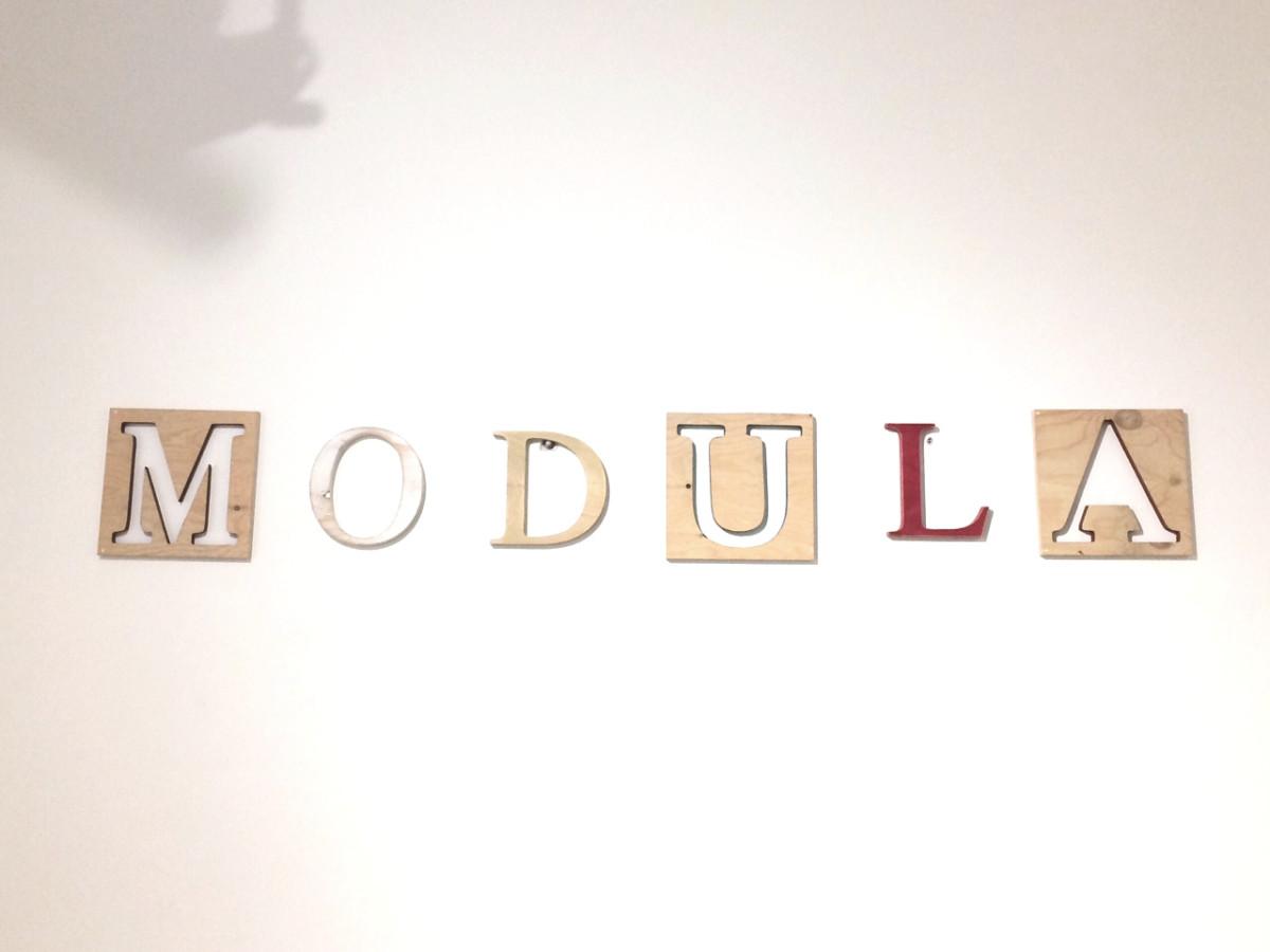 Libreria modula presentazione